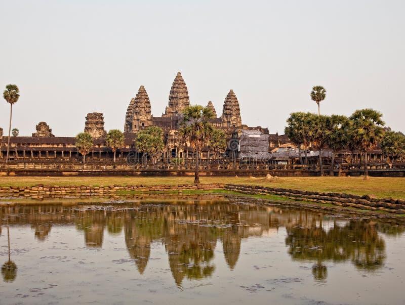 Download Angkor Wat stock image. Image of indigenous, ruin, past - 19441487