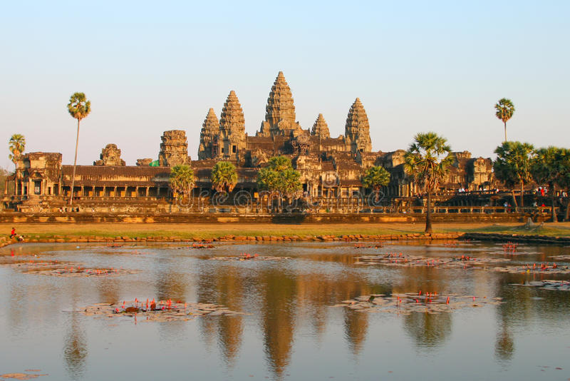 Angkor Wat photos stock