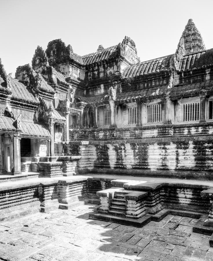 Download Angkor Wat stock photo. Image of building, culture, architecture - 25615150