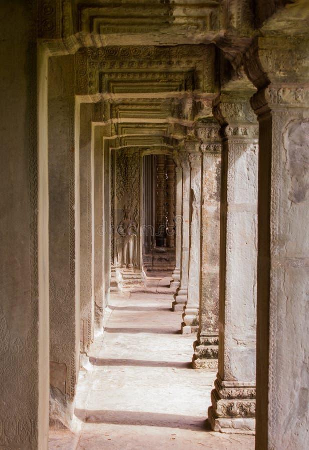 Angkor Wat 免版税库存照片