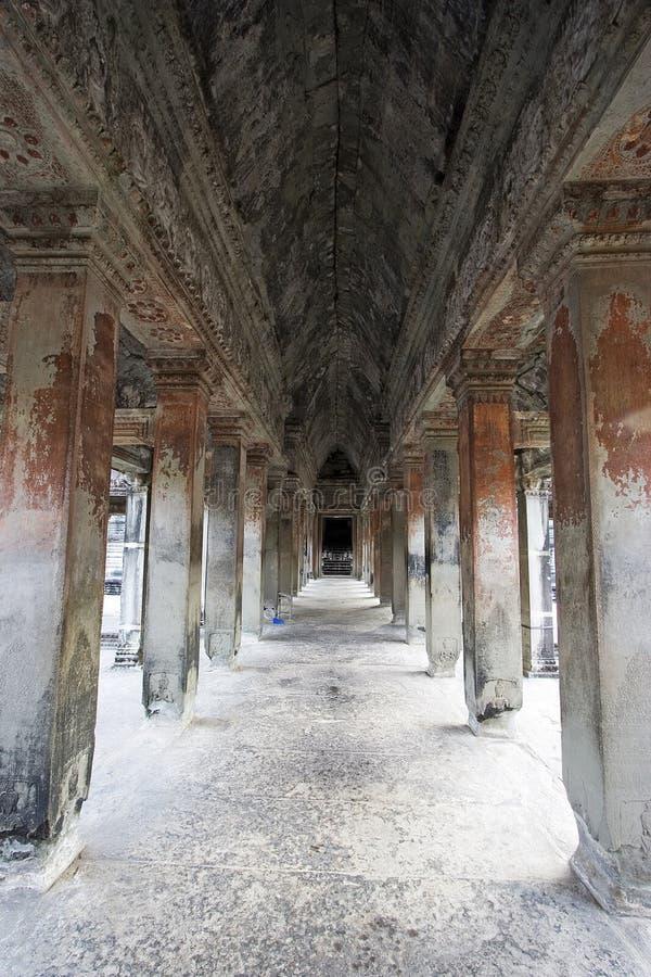 Angkor Wat photos libres de droits