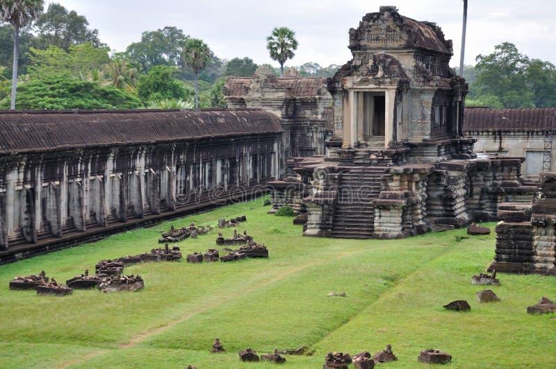 Download Angkor Wat obraz stock. Obraz złożonej z szczegółowy - 28972889