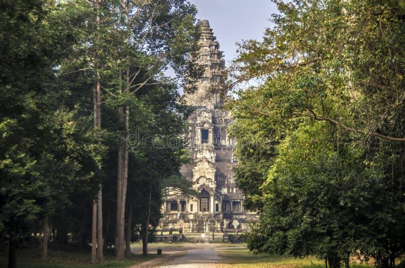 Angkor Wat arkivbilder