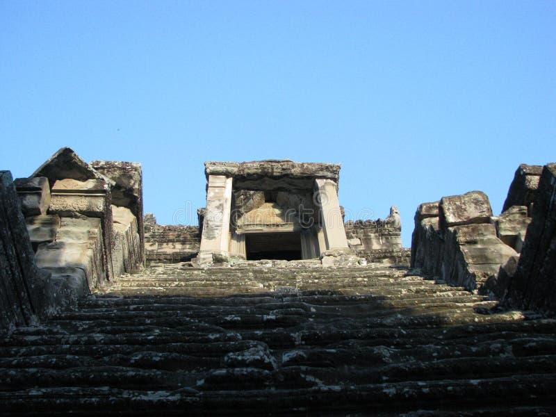 Download Angkor Wat 4 stock afbeelding. Afbeelding bestaande uit steen - 10783185