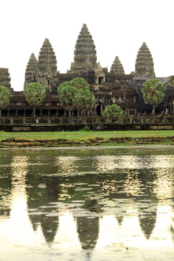 Angkor Wat imagens de stock