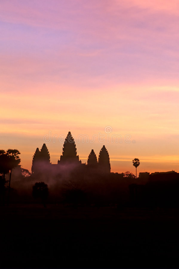 Download Angkor Wat stock photo. Image of monuments, archaeology - 501966