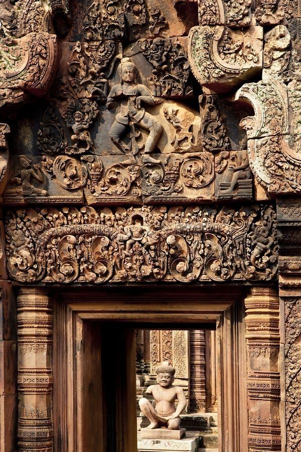 Angkor Wat arkivfoton