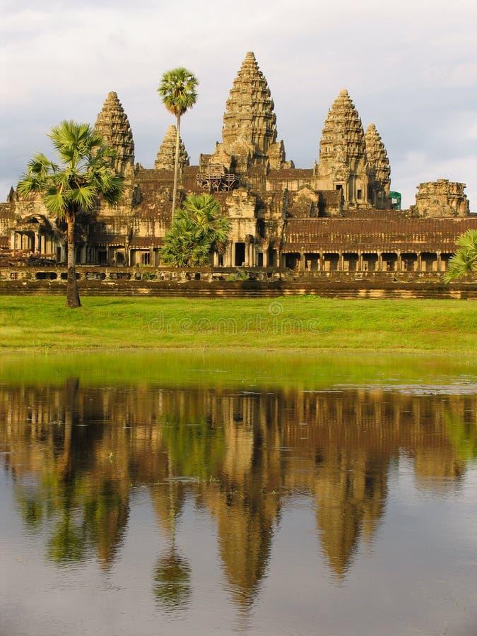 Download Angkor Wat stock image. Image of hindu, architecture, stone - 6086127