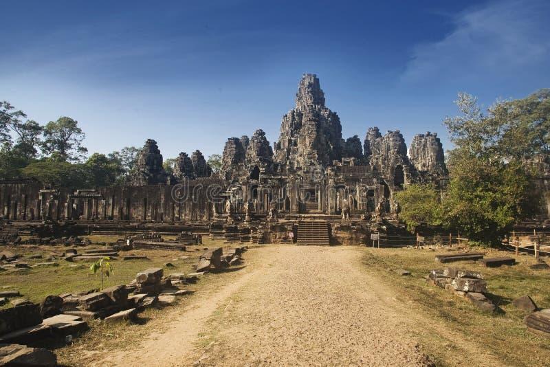 Angkor Wat Asie photographie stock libre de droits