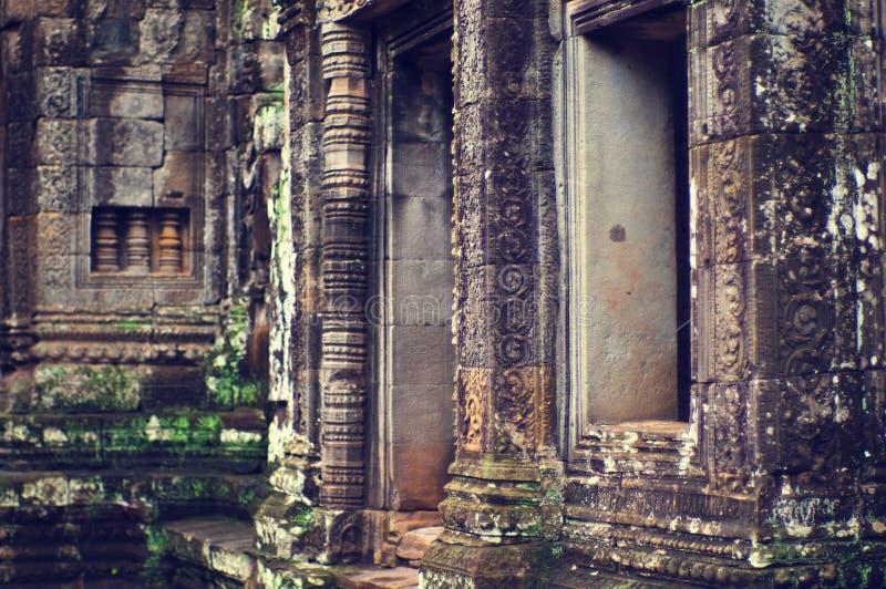 Download Angkor Wat (Bayon Temple) stock photo. Image of asian - 8449450