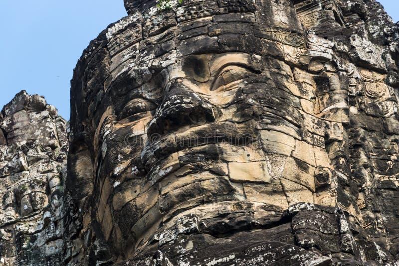Angkor Wat Buddhist Temple image stock