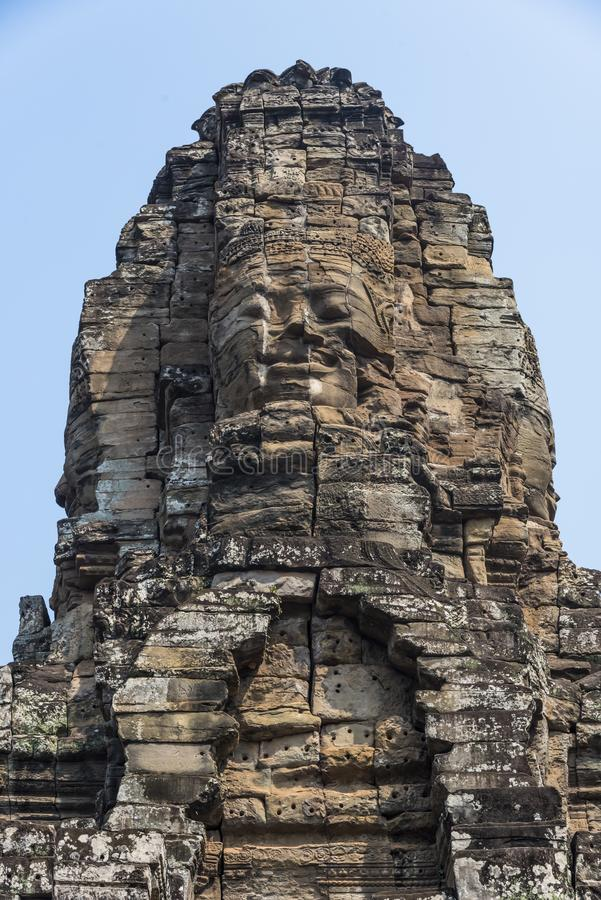 Angkor Wat Buddhist Temple imagens de stock