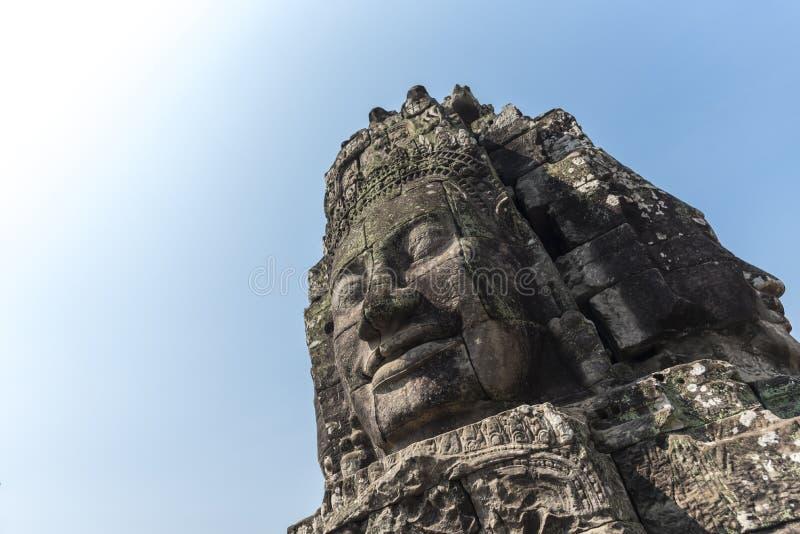 Angkor Wat Buddhist Temple fotos de stock