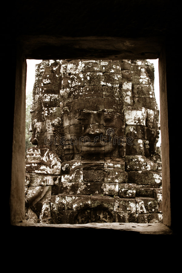 Angkor Wat Cambodge images stock