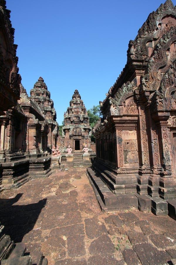 Download Angkor Wat Cambodia stock photo. Image of khmer, building - 14966956