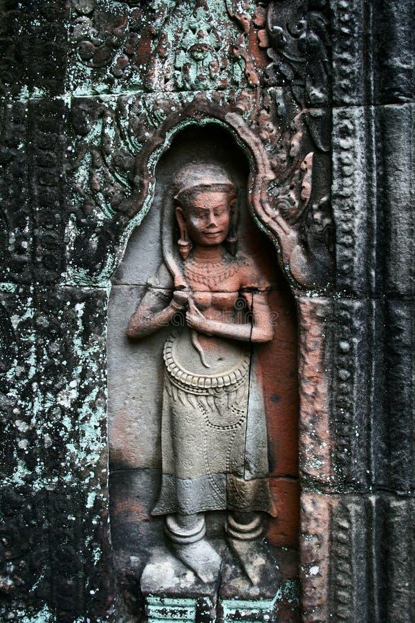 Angkor Wat,Cambodia stock image