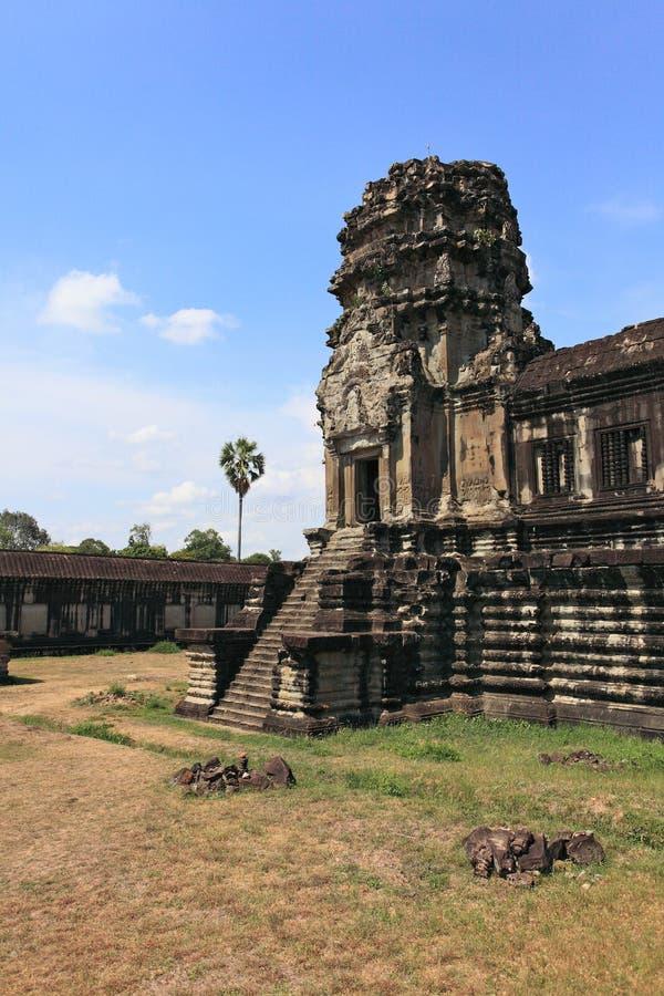 Angkor wat,Cambodia royalty free stock photography