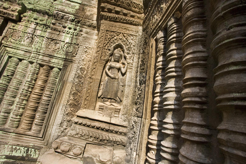 Download Angkor Wat - Cambodia stock photo. Image of stonework - 27783858