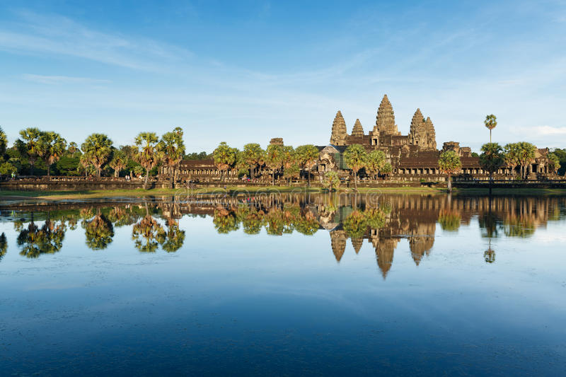 Download Angkor Wat, Cambodia Royalty Free Stock Photos - Image: 35134668
