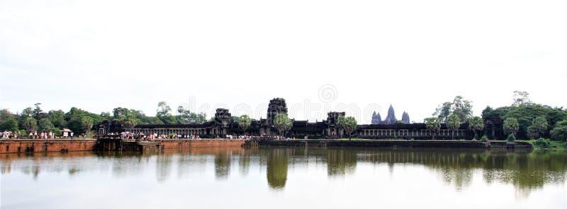 Angkor Wat, Cambodiaa giant Hindu temple complex in Cambodia, dedicated to the god Vishnu. Angkor Wat [15] [16] [17] - a giant Hindu temple complex in Cambodia stock images