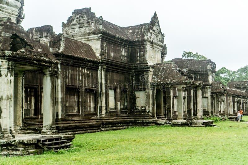 Angkor Wat, Cambodja arkivbilder