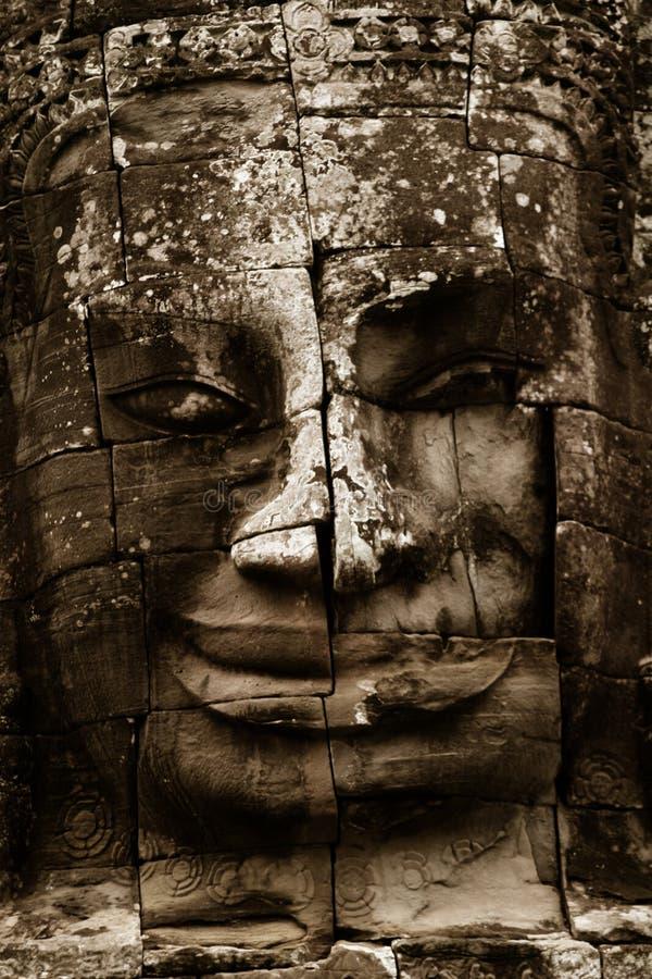 Angkor Wat Cambogia immagini stock