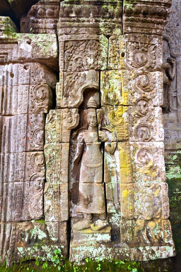 Angkor Wat, Camboya foto de archivo libre de regalías