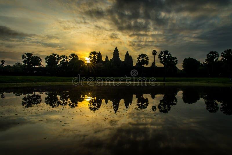 Angkor Wat i stock photography