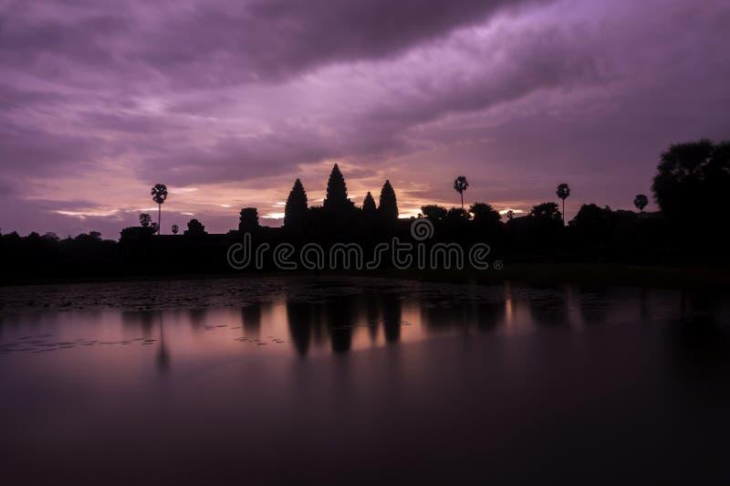 Angkor Wat, Kambodscha lizenzfreies stockfoto