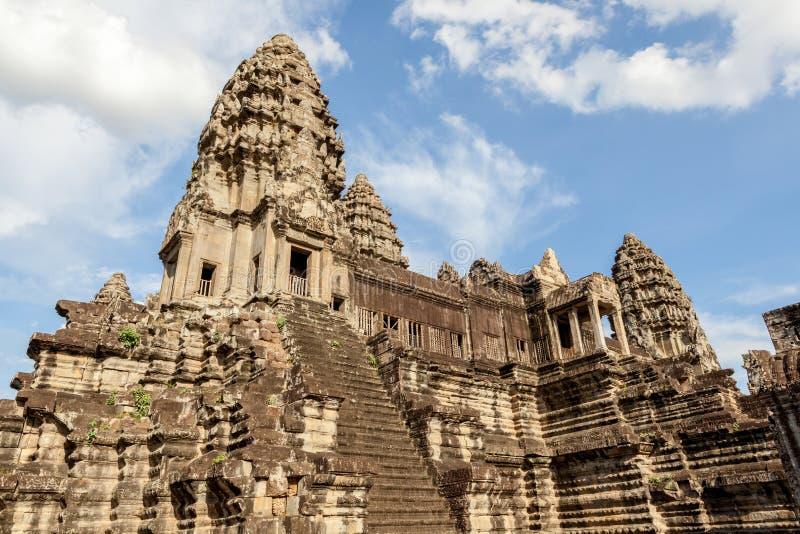 Download Angkor Wat The Landmark Of Siem Reap In Cambodia. Stock Photo - Image: 83709368