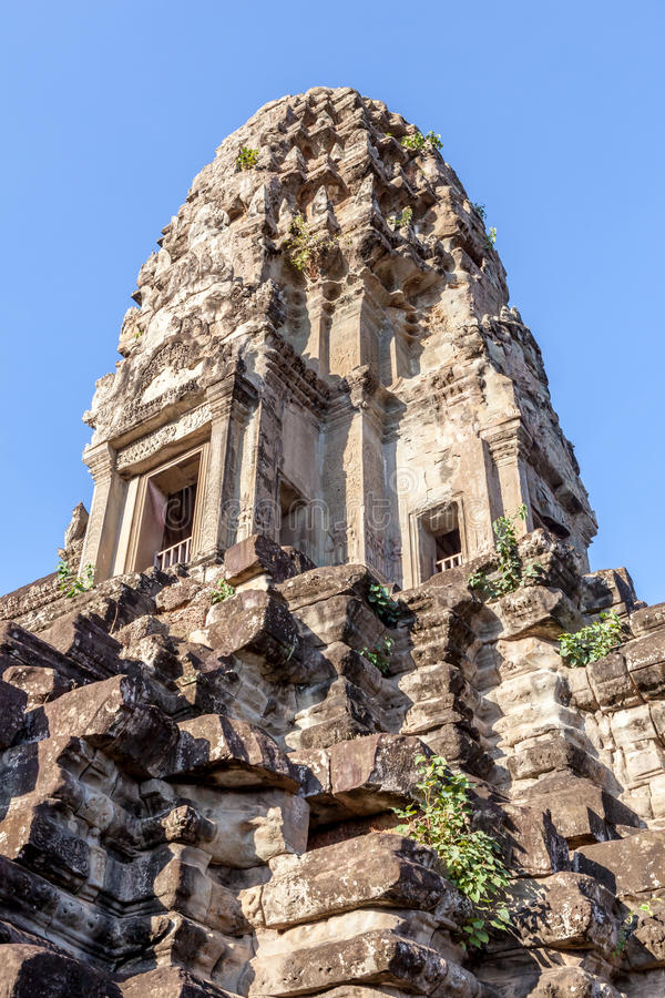 Download Angkor Wat The Landmark Of Siem Reap In Cambodia. Stock Photo - Image: 83709728