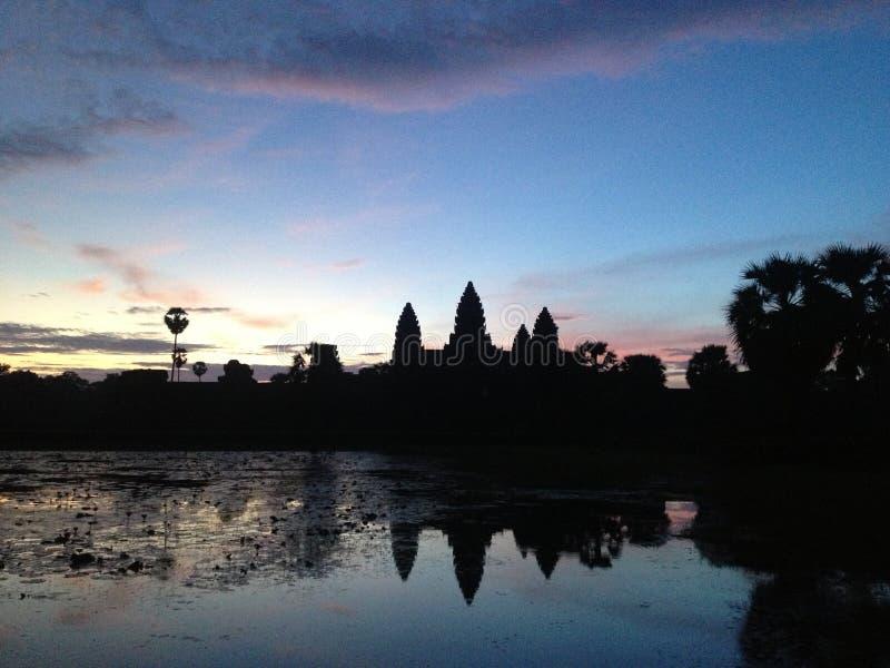 Angkor Wat, Siem Reap, Cambodia foto de stock