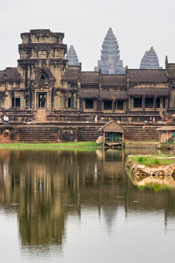 Angkor Wat, Siem Reap, Cambodia. fotos de stock royalty free