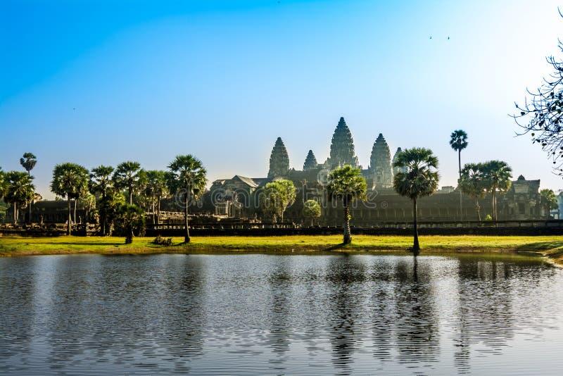 Angkor Wat,Siem Reap,Cambodia royalty free stock image