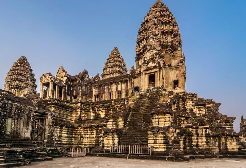 Angkor Wat,Siem Reap,Cambodia. royalty free stock photography