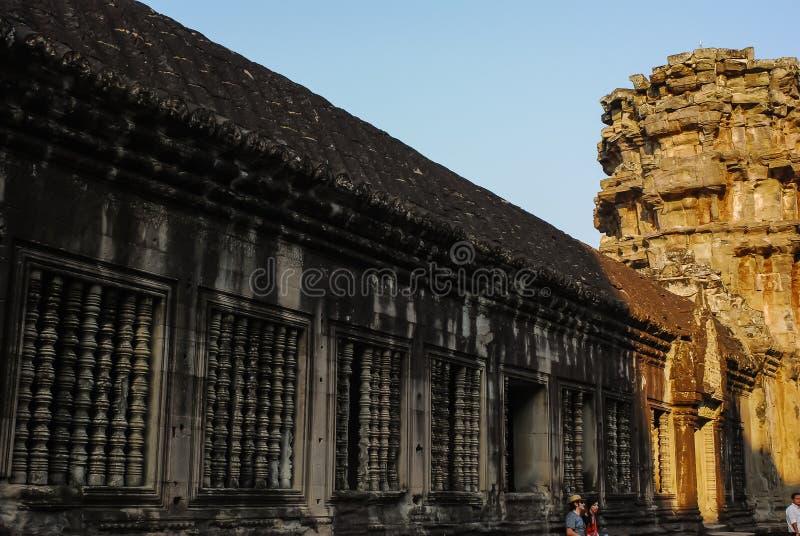 Angkor Wat, Siemreap, Καμπότζη στοκ φωτογραφία με δικαίωμα ελεύθερης χρήσης