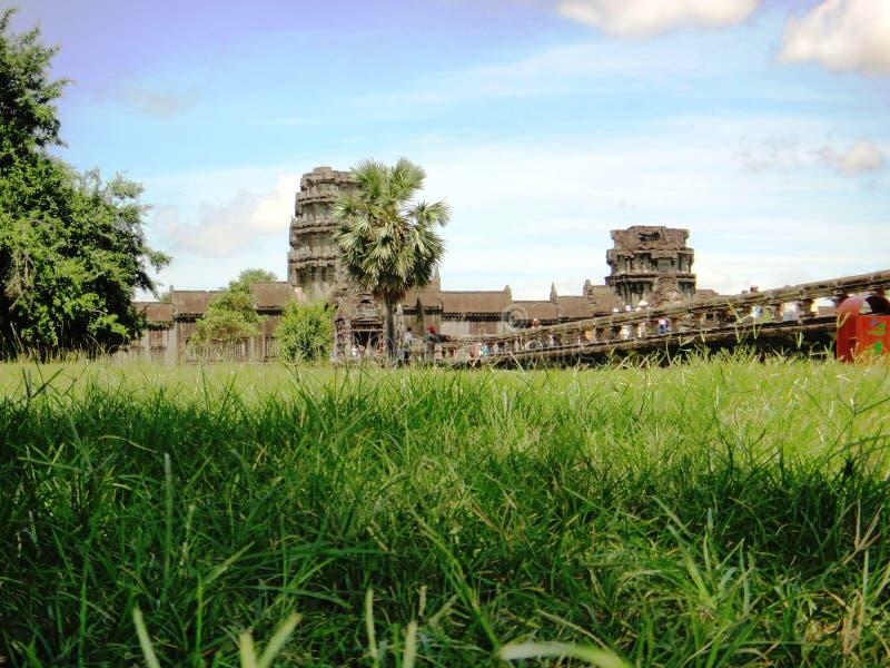 Angkor Wat temple Cambodia stock photography