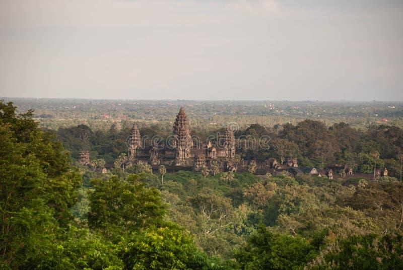 Angkor Wat Temple, Siem Reap imagen de archivo