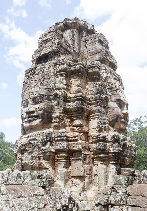 Angkoret Thom fotografering för bildbyråer