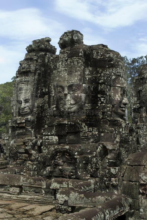 Download Angkorthom arkivfoto. Bild av sten, cambodia, klosterbroder - 977024