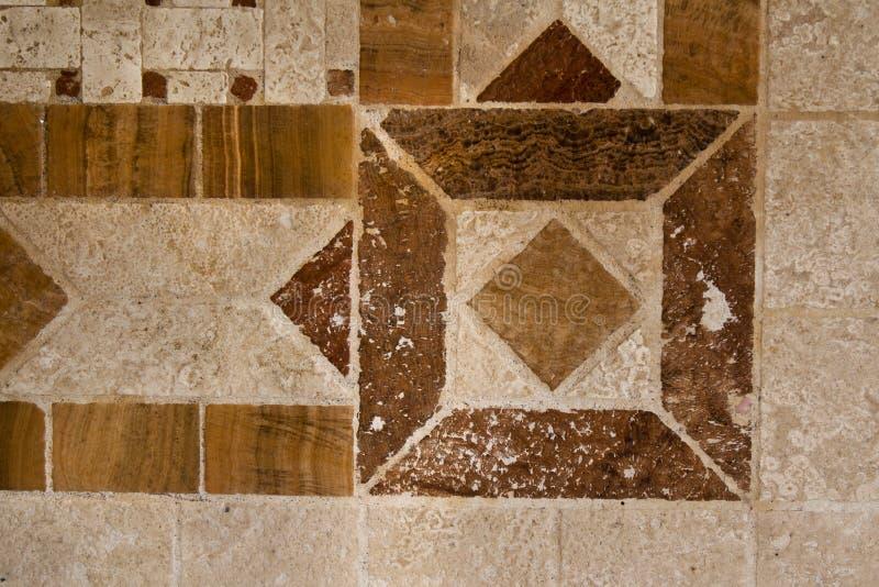 Angle mosaic royalty free stock photo