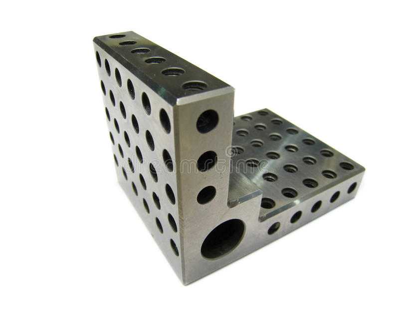Angle Plate Stock Photos