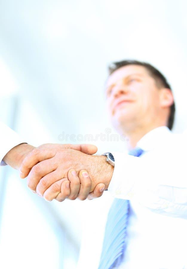 Download Angle-shot Of Shake Hands Stock Photography - Image: 33068742