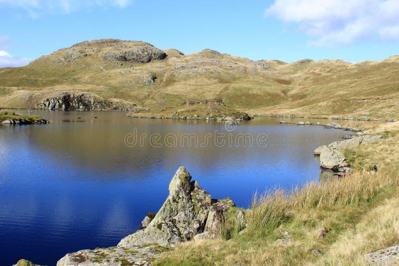 Download Angle Tarn And Angletarn Pikes, Lake District. Stock Photo - Image: 27094582