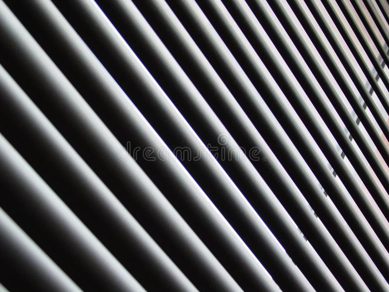 Angled Blinds stock photos