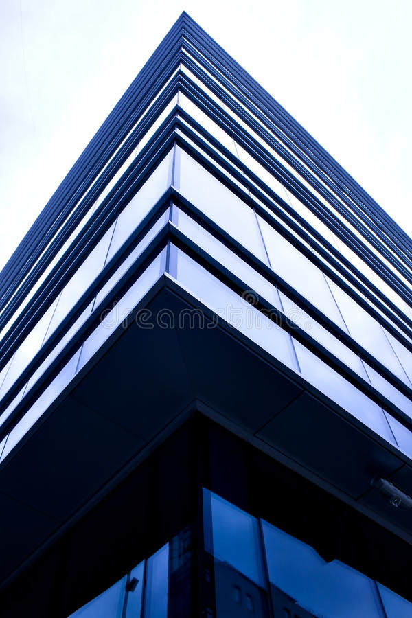 Download Angled Business Skyscraper Royalty Free Stock Image - Image: 11375086