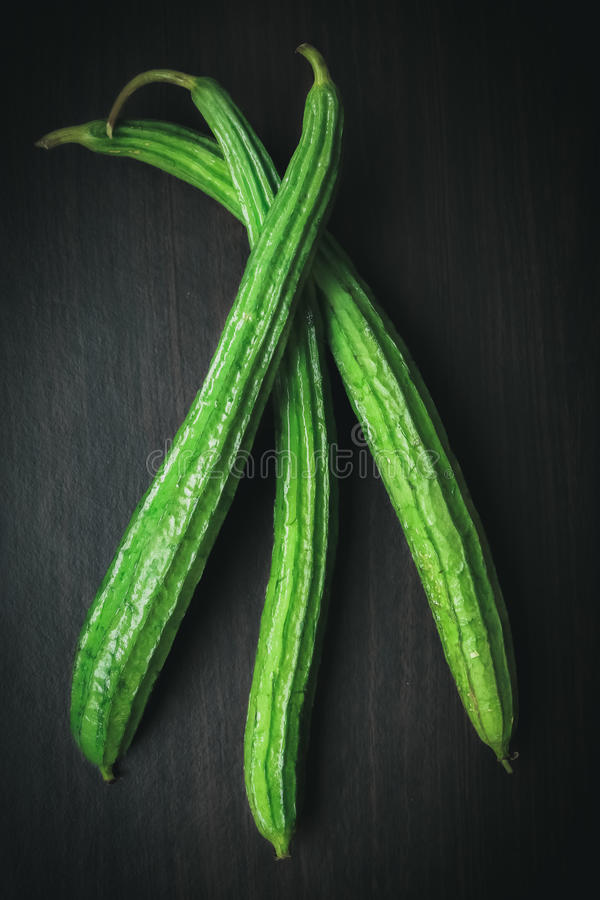Free Angled Gourd Royalty Free Stock Photos - 57374738