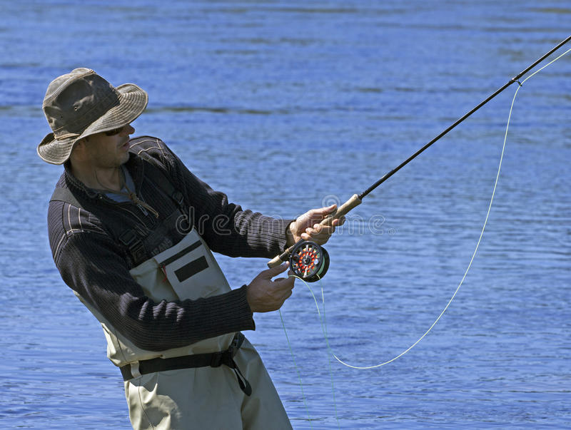 Download Angler stock image. Image of catch, angler, freshwater - 28462273