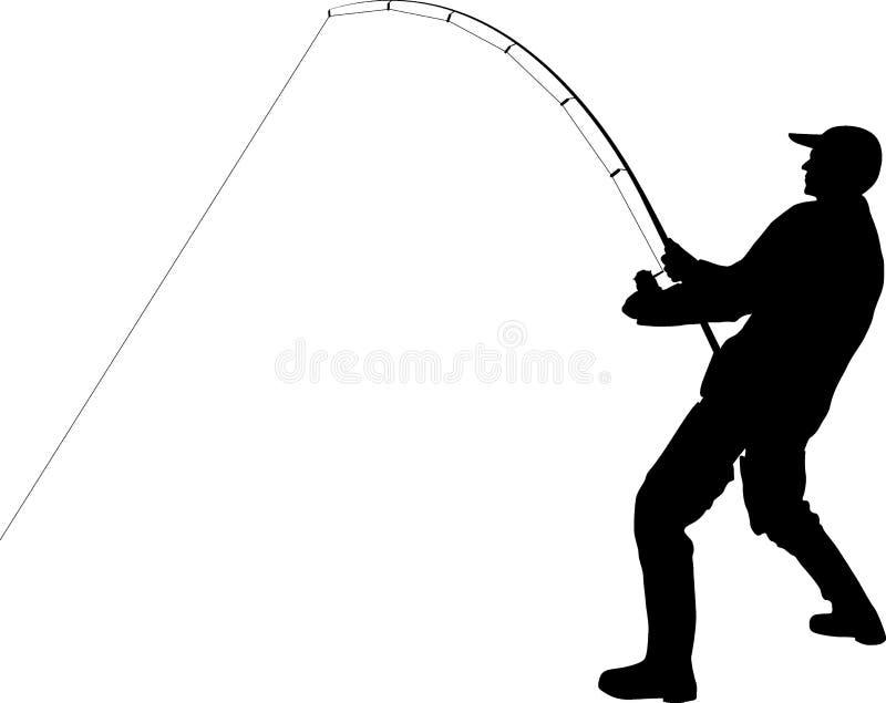 Bent Fishing Rod Stock Illustrations 22 Bent Fishing Rod Stock Illustrations Vectors Clipart Dreamstime