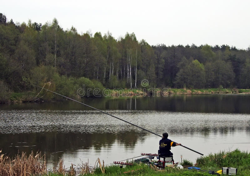 Download Anglers competition editorial image. Image of artificial - 13205745